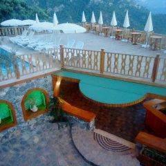 Отель Kabak Armes Патара бассейн