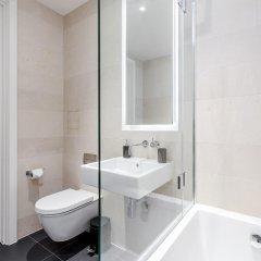 Отель LCS Southbank Apartments Великобритания, Лондон - отзывы, цены и фото номеров - забронировать отель LCS Southbank Apartments онлайн ванная