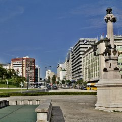 Отель Sana Lisboa Лиссабон фото 2