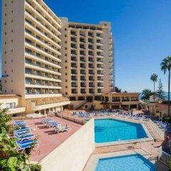 Отель Hi! Gardenia Park Hotel Испания, Фуэнхирола - отзывы, цены и фото номеров - забронировать отель Hi! Gardenia Park Hotel онлайн бассейн фото 3