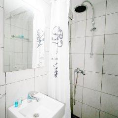 Отель Manufactura Сербия, Белград - отзывы, цены и фото номеров - забронировать отель Manufactura онлайн ванная фото 2