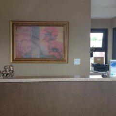 Отель Moonlite Motel США, Ниагара-Фолс - отзывы, цены и фото номеров - забронировать отель Moonlite Motel онлайн интерьер отеля фото 2