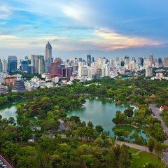 Отель Crowne Plaza Lumpini Park Бангкок пляж