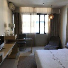 Отель Shenzhen Tourism Trend Hotel Китай, Шэньчжэнь - отзывы, цены и фото номеров - забронировать отель Shenzhen Tourism Trend Hotel онлайн удобства в номере