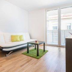 Отель Duschel Apartments Wien-Hauptbahnhof Австрия, Вена - отзывы, цены и фото номеров - забронировать отель Duschel Apartments Wien-Hauptbahnhof онлайн комната для гостей фото 5