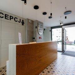 Отель Apartamenty Przytulne OldNova - OLD TOWN Гданьск интерьер отеля