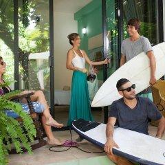 Отель Brujas-maravillosa Habitación 2p en Mazatlán с домашними животными