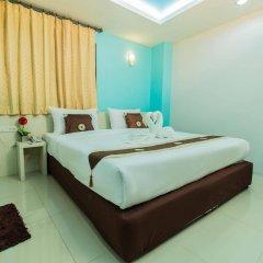 Отель Le Touche Бангкок комната для гостей