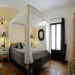 Отель Posada San Fernando сейф в номере