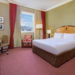Отель Hilton London Paddington Великобритания, Лондон - 9 отзывов об отеле, цены и фото номеров - забронировать отель Hilton London Paddington онлайн комната для гостей фото 3