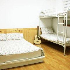 Отель Itaewon Backpackers комната для гостей фото 4