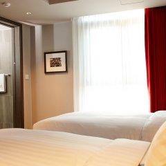Отель Double A Южная Корея, Сеул - отзывы, цены и фото номеров - забронировать отель Double A онлайн комната для гостей фото 2