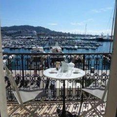 Отель Le St Pierre Франция, Канны - отзывы, цены и фото номеров - забронировать отель Le St Pierre онлайн балкон