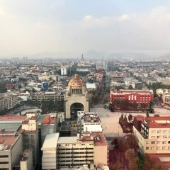 Отель Plaza Suites Mexico City Hotel Мексика, Мехико - отзывы, цены и фото номеров - забронировать отель Plaza Suites Mexico City Hotel онлайн фото 3