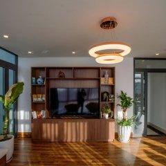 Отель Tan Villa 2 Далат комната для гостей фото 2