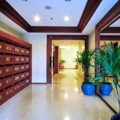 Отель Centre Point Sukhumvit 10 интерьер отеля фото 2