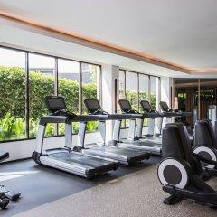 Отель Hua Hin Marriott Resort & Spa фитнесс-зал