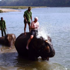 Отель Safari Adventure Lodge Непал, Саураха - отзывы, цены и фото номеров - забронировать отель Safari Adventure Lodge онлайн приотельная территория