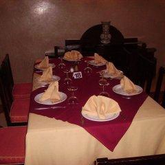 Отель Le Zat Марокко, Уарзазат - 1 отзыв об отеле, цены и фото номеров - забронировать отель Le Zat онлайн питание