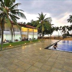 Отель Hibiscus Beach Hotel & Villas Шри-Ланка, Ваддува - отзывы, цены и фото номеров - забронировать отель Hibiscus Beach Hotel & Villas онлайн детские мероприятия фото 2