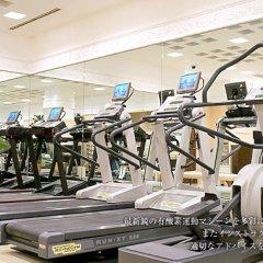 Отель Chinzanso Tokyo Япония, Токио - отзывы, цены и фото номеров - забронировать отель Chinzanso Tokyo онлайн фитнесс-зал фото 4