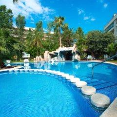 Отель Ona Jardines Paraisol Испания, Салоу - отзывы, цены и фото номеров - забронировать отель Ona Jardines Paraisol онлайн бассейн фото 3