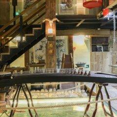 Linmusen Hostel (Chongqing Beibei Pedestrian Street Zhongxin) гостиничный бар
