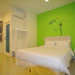 Отель The Garden Living комната для гостей фото 5