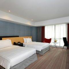 Отель BelAire Bangkok Бангкок комната для гостей фото 5