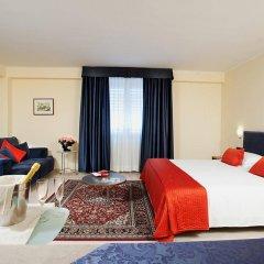 Отель Best Western Blu Hotel Roma Италия, Рим - отзывы, цены и фото номеров - забронировать отель Best Western Blu Hotel Roma онлайн комната для гостей фото 4