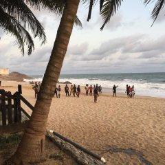 Отель Moree Paradise Ocean Resort пляж