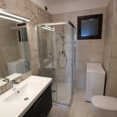 Отель Residence Del Prado Рива-Лигуре ванная