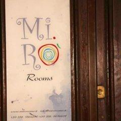 Отель Mi.Ro Rooms Италия, Рим - отзывы, цены и фото номеров - забронировать отель Mi.Ro Rooms онлайн интерьер отеля фото 2