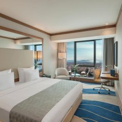 Elite World Asia Hotel Номер Делюкс с различными типами кроватей фото 2