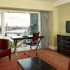 Отель Park Plaza Riverbank London комната для гостей
