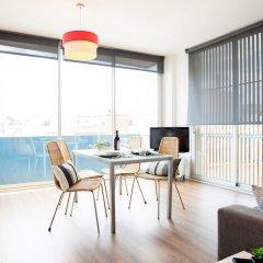 Апартаменты Feelathome Poblenou Beach Apartments Барселона комната для гостей фото 6
