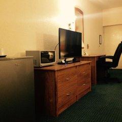 Отель Best Western Cumbres Inn Cd. Cuauhtémoc удобства в номере