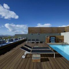Отель FRESH Афины бассейн фото 2