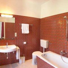 Hotel Pension Herbert Зальцбург ванная фото 2