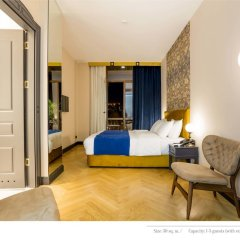 Museum Hotel Orbeliani Тбилиси комната для гостей фото 9