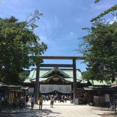 Apa Hotel Iidabashi-Ekimae фото 5