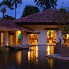 Отель Tangerine Beach Шри-Ланка, Калутара - 2 отзыва об отеле, цены и фото номеров - забронировать отель Tangerine Beach онлайн приотельная территория