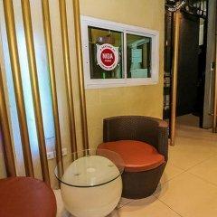 Отель Nida Rooms Cozy Beach Jomtien интерьер отеля фото 2