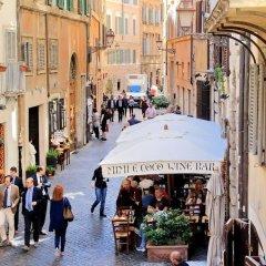 Отель Rome Accommodation - Borromini