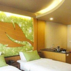 Отель Aleaf Bangkok Таиланд, Бангкок - отзывы, цены и фото номеров - забронировать отель Aleaf Bangkok онлайн балкон