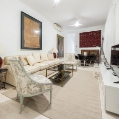 Отель Claudio Coello City Center Мадрид комната для гостей фото 3