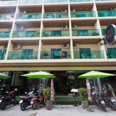 Hemingways Silk Hotel парковка
