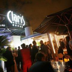 Отель Claris G.L. гостиничный бар