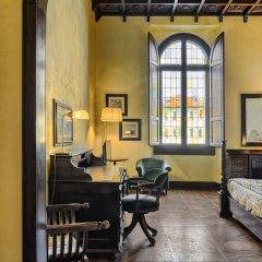 Grand Hotel Baglioni интерьер отеля