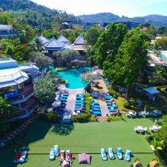 Отель Andaman Cannacia Resort & Spa бассейн